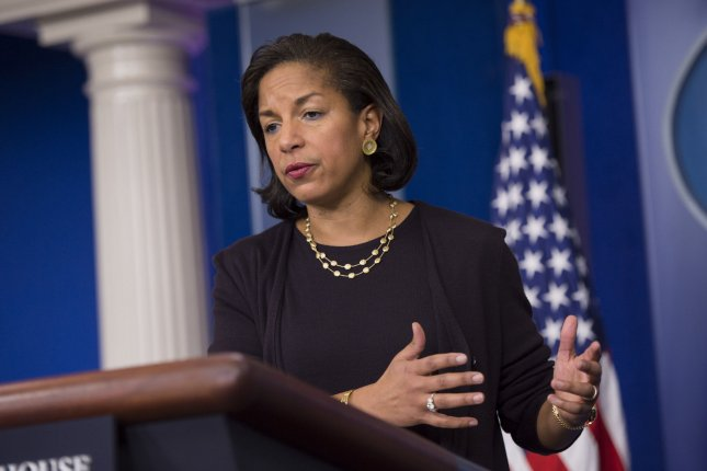 National Security Advisor Susan Rice visited Islamabad, Pakistan, on Sunday to speak with Prime Minister Nawaz Sharif. File Photo by Kevin Dietsch/UPI