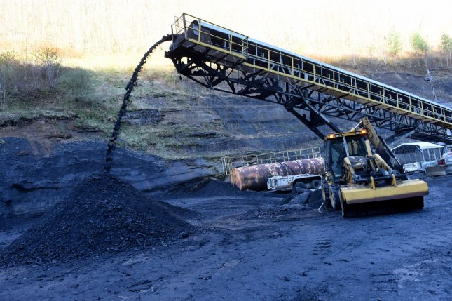 Coal still has a future even with the general shift toward natural gas and renewable forms of energy, a U.N. forum revealed. File Photo by Debbie Hill/ UPI