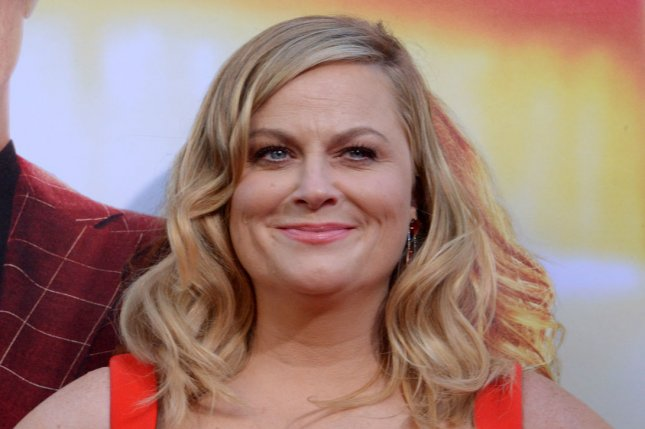 Amy Poehler voiced interest in making new Parks and Recreation episodes. File Photo by Jim Ruymen/UPI