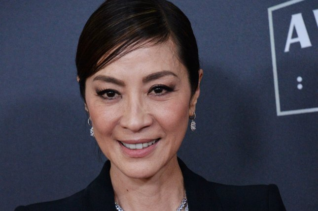 Michelle Yeoh will join Henry Golding in Paul Feig's holiday movie Last Christmas. File Photo by Jim Ruymen/UPI