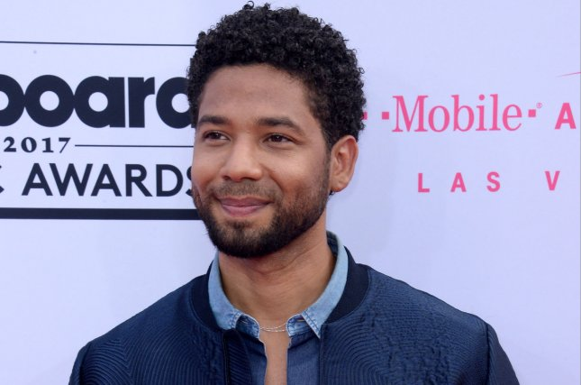 Actor Jussie Smollett attends the Billboard Music Awards at T-Mobile Arena in Las Vegas, Nevada, on May 21, 2017. File Photo by Jim Ruymen/UPI