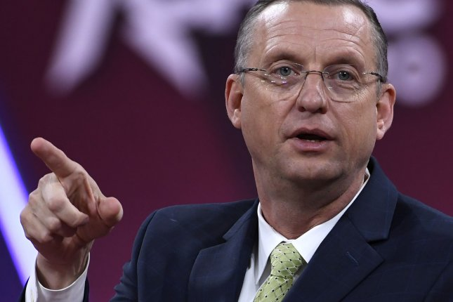 Rep. Doug Collins will lead the Republican Party's recount team in Georgia. Photo by Mike Theiler/UPI