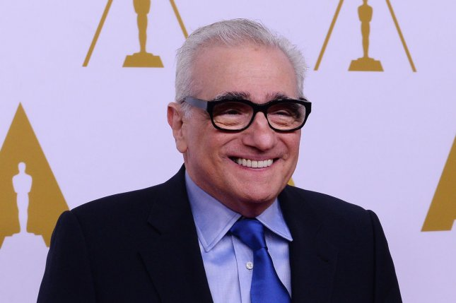 Martin Scorsese is attached to direct a biopic about the Ramones, to coincide with the 40th anniversary of the punk rock band's first LP. UPI/Jim Ruymen