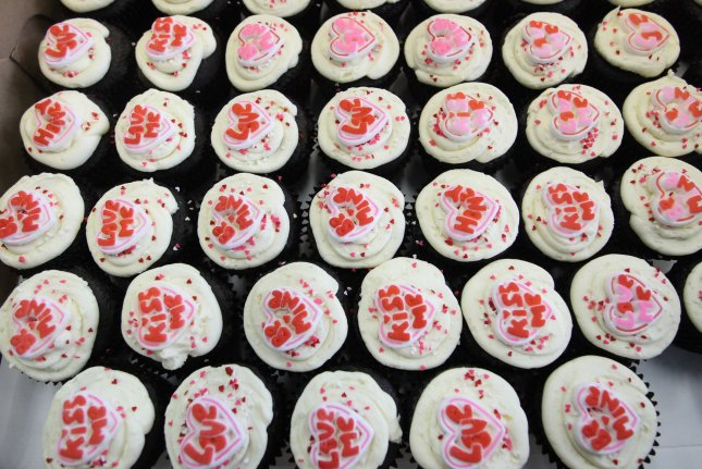 Cupcakes. File Photo by Bill Greenblatt/UPI