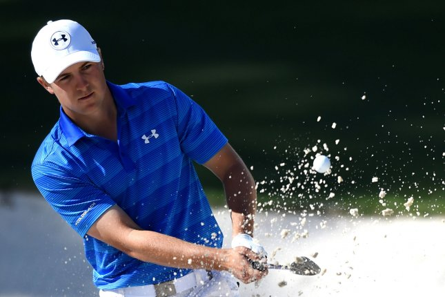 The Memorial starts this Thursday and Jordan Spieth is one of the favorites to win the tournament after winning the Colonial this past week. Photo by Kevin Dietsch/UPI