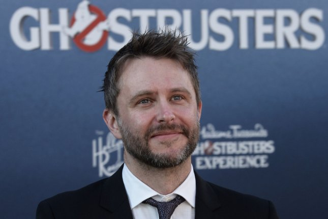 AMC talk-show host and stand-up comic Chris Hardwick attends the premiere of the motion picture comedy Ghostbusters in Los Angeles on July 9, 2016. Photo by Jim Ruymen/UPI