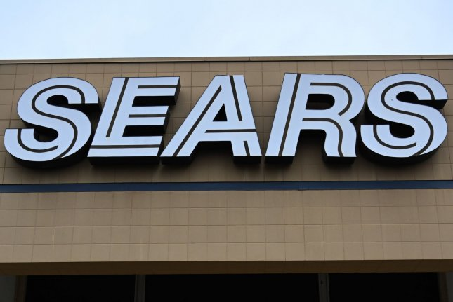 After closing hundreds of stores and filing for bankruptcy, Sears is re-emerging with three smaller stores in May. File Photo by Pat Benic/UPI