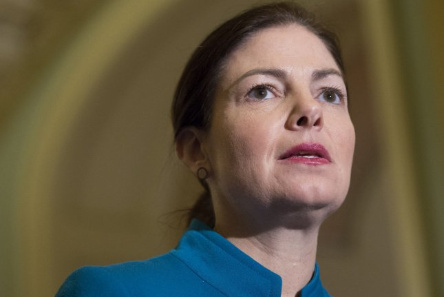 Sen. Kelly Ayotte, R-N.H., joins the list of Republican senators who have publicly said they are willing to at least speak with Supreme Court nominee Merrick Garland. Ayotte faces a tough challenge in November's election from Democratic Gov. Maggie Hassan. File photo by Kevin Dietsch/UPI