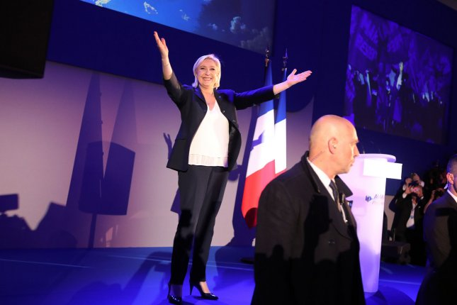 Pollsters project Macron vs. Le Pen in French runoff