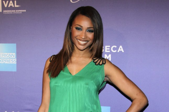 Cynthia Bailey attends the Tribeca Film Festival premiere of In God We Trust on April 19, 2013. File Photo by John Angelillo/UPI