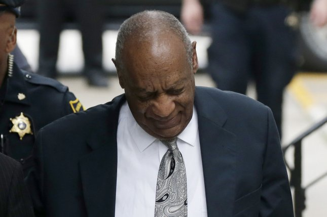 Bill Cosby's 44-year-old daughter Ensa Cosby died Friday of renal disease. File Photo by John Angelillo/UPI
