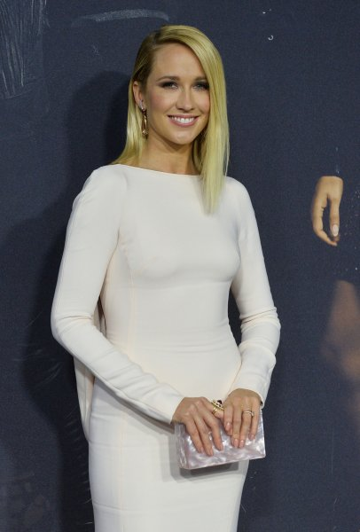 Anna Camp will be seen next month in a Creepshow holiday special. File Photo by Jim Ruymen/UPI