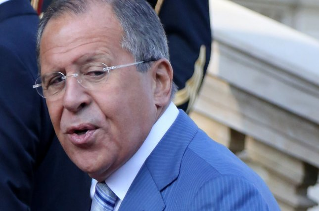 The Russian Foreign Ministry, led by Sergei Lavrov, said Moscow will take countermeasures in response to the United States' decision to add sanctions against another 29 people. File Photo by UPI/David Silpa