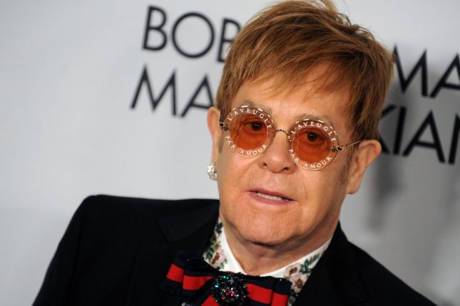 Elton John is set to embark on a final world tour that will span three years. File Photo by Dennis Van Tine/UPI