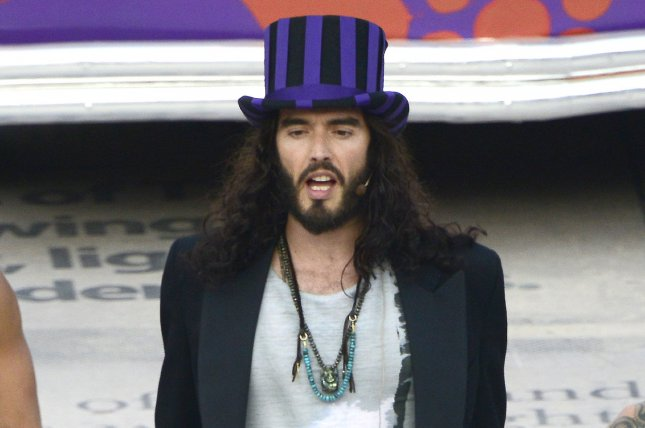 Audible said it will release Revelation: Connecting with the Sacred in Everyday Life by Russell Brand on March 25. File Photo by Ron Sachs/UPI