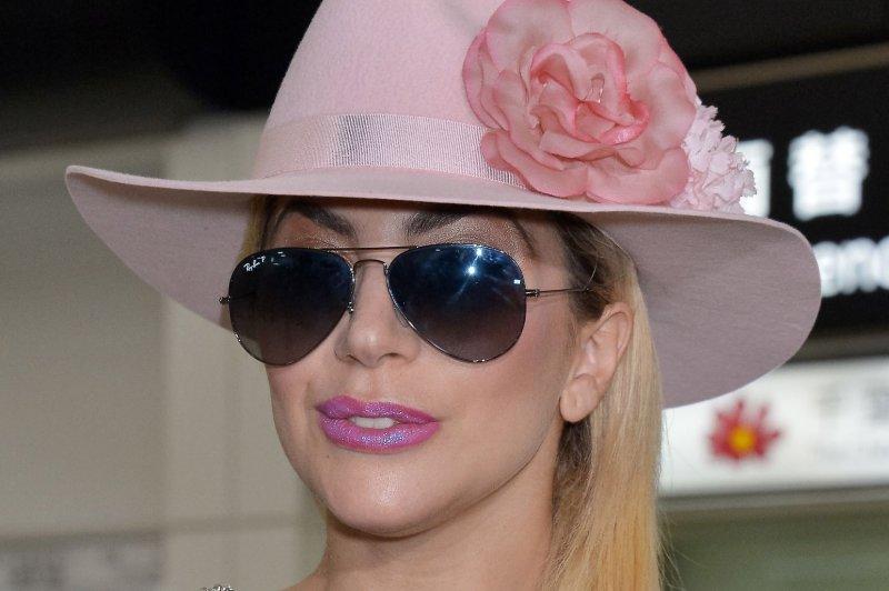 Singer Lady Gaga arrives at Narita International Airport in Chiba, Japan, on November 1, 2016. Photo by Keizo Mori/UPI