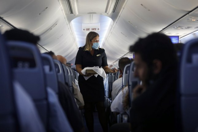 U.S. airline flight crews have dealt with more than 3,500 incidents so far this year, the FAA says. File photo by Nir Elias/UPI/Pool