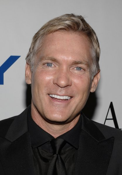 Sam Champion arrives on the red carpet for the 40th Anniversary FIFI Fragrance Awards Show at Alice Tully Hall in New York City on May 21, 2012. UPI/ John Angelillo