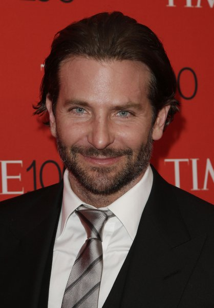 Bradley Cooper at the 2015 TIME 100 gala in April. The actor is among the entertainment industry figures who will receive a Hollywood Walk of Fame star in 2016. File photo by John Angelillo/UPI