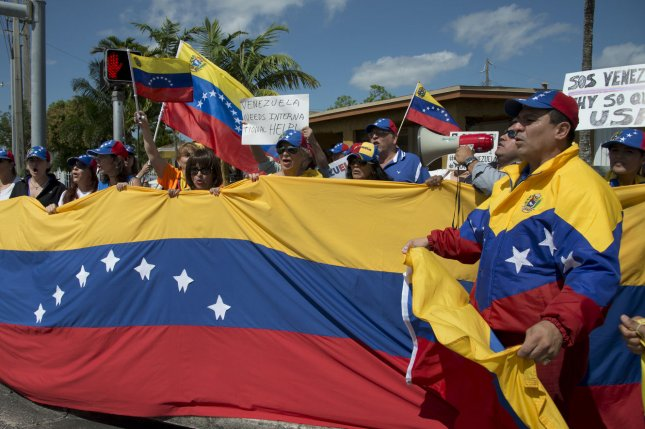 Shortages of basic goods, including food and medicine, have become common in Venezuela's struggling economy, which critics blame the government of President Nicolás Maduro for aggravating. File Photo by Gary I. Rothstein/UPI