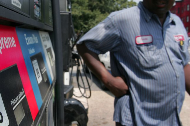 Gasoline prices hold steady as markets balance between supply and demand, a weekly retail snapshot from AAA said. File Photo by Eduardo Sverdlin/UPI