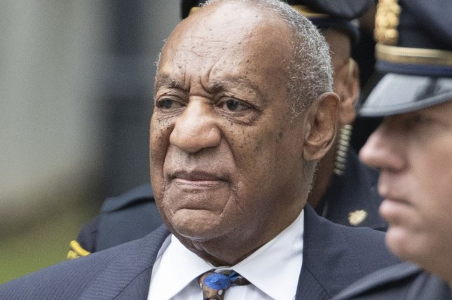 Bill Cosby filed an appeal in Pennsylvania Supreme Court on Thursday stating that his rights were violated in his 2018 sexual assault conviction. File Photo by Chris Szagola/UPI