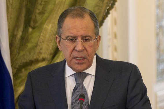 Russian Foreign Minister Sergey Lavrov, pictured in 2013. (UPI/Maryam Rahmanian)