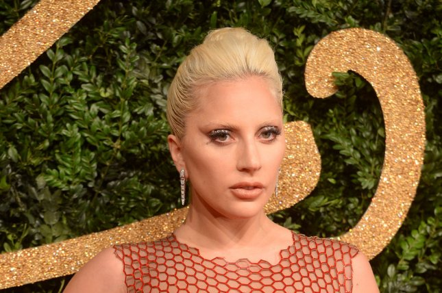 Lady Gaga at the British Fashion Awards on Nov. 23. The singer said she joined 'American Horror Story' to explore the 'art of darkness' in a recent interview. File Photo by Rune Hellestad/UPI