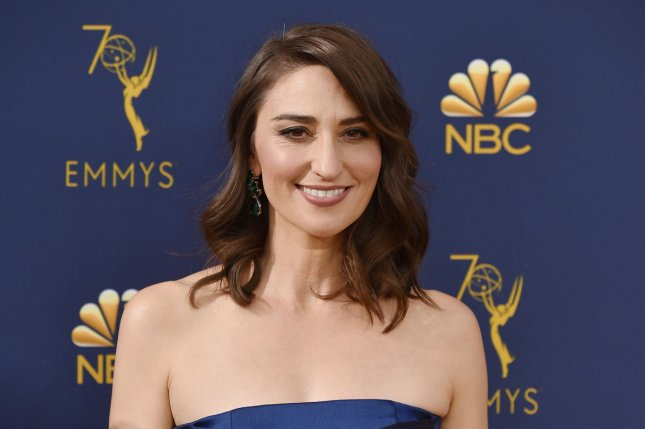 Sara Bareilles attends the Primetime Emmy Awards in 2018. File Photo by Christine Chew/UPI