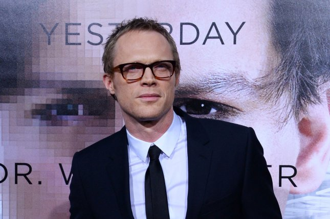 Cast member Paul Bettany attends the premiere of the sci-fi motion picture thriller Transcendence at the Regency Village Theatre in the Westwood section of Los Angeles on April 10, 2014 Storyline: A terminally ill scientist uploads his mind to a computer. This grants him power beyond his wildest dreams, and soon he becomes unstoppable. UPI/Jim Ruymen