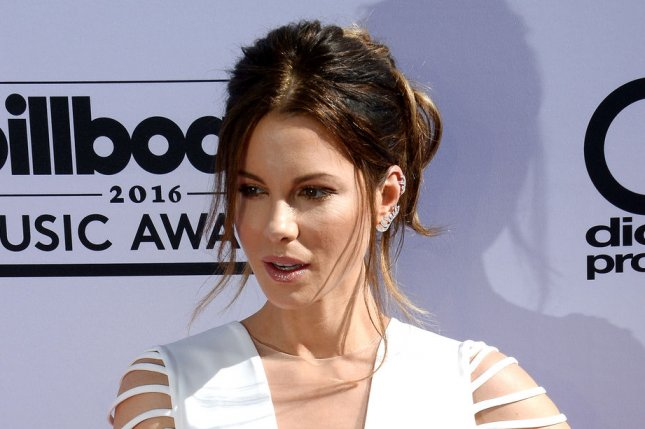 Kate Beckinsale attends the annual Billboard Music Awards on May 22, 2016. Beckinsale is back as vampire death dealer Selene in the latest trailer for Underworld: Blood Wars. File Photo by Jim Ruymen/UPI