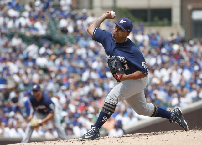 Brewers host Reds with relief in sight