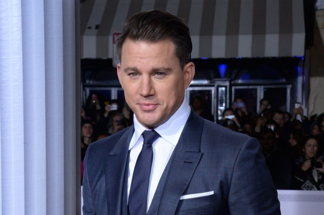 Cast member Channing Tatum attends the Hail, Caesar! premiere in Los Angeles on February 1, 2016. Tatum is set to star in Steven Soderbergh's movie Logan Lucky. File Photo by Jim Ruymen/UPI