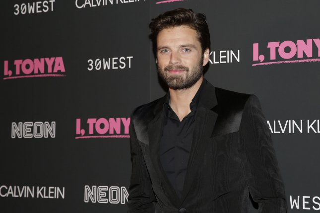 Sebastian Stan arrives on the red carpet at the I, Tonya New York Premiere at Village East Cinema on November 28 in New York City. The actor turns 36 on August 13. File Photo by John Angelillo/UPI