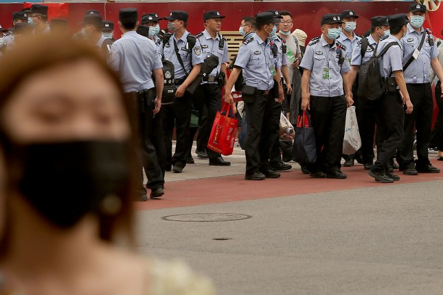 The city of Beijing reported its first cases of COVID-19 this week in six months, according to reports. File Photo by Stephen Shaver/UPI