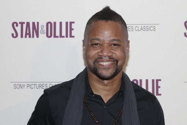 Cuba Gooding Jr.'s new indictment will be revealed Tuesday. File Photo by John Angelillo/UPI