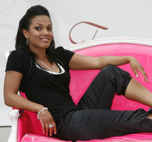 Actress Freema Agyeman of the British television show Doctor Who arrives at a photo call during the 47th Monte Carlo Television Festival in Monte Carlo, Monaco on June 13, 2007. (UPI Photo/David Silpa)