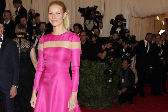 Gwyneth Paltrow. UPI/John Angelillo