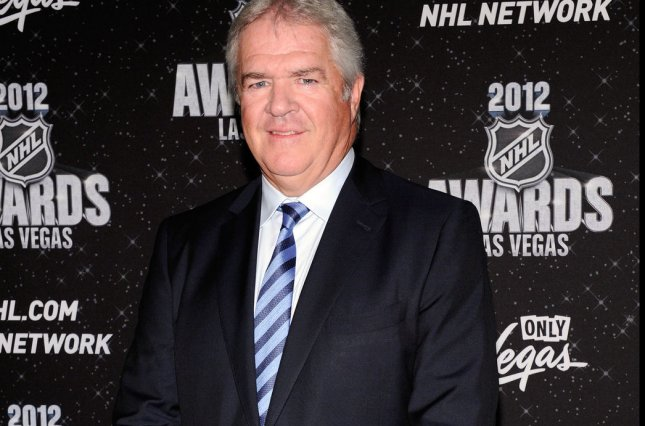 The Florida Panthers are bringing back Dale Tallon as general manager, his second go-around in that role. File photo UPI/David Becker