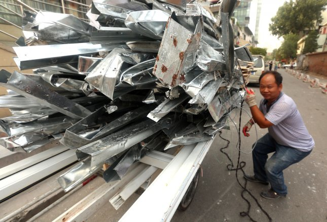 United States finds China aluminum foil subsidized, imposes duties