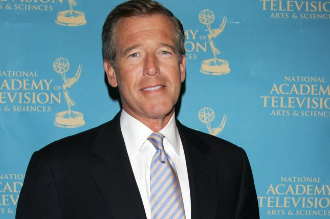 Brian Williams has been suspended for six months without pay from NBC News. File Photo by Laura Cavanaugh/UPI
