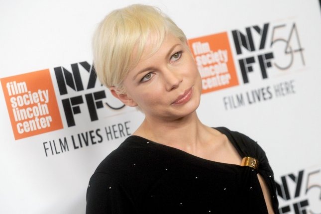Michelle Williams at the New York Film Festival premiere of Certain Women on October 3. The actress will play Janis Joplin a new biopic. File Photo by Dennis Van Tine/UPI