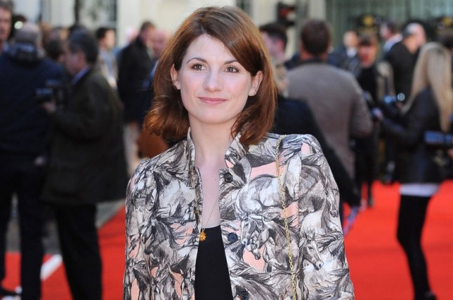 Jodie Whittaker will exit her role as Doctor Who in 2022. File Photo by Paul Treadway/UPI