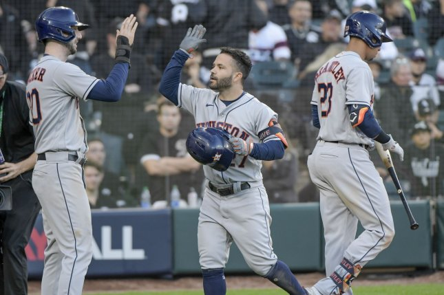 Houston Astros beat Chicago White Sox, advance to 5th straight ALCS