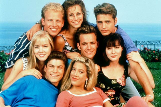 Unauthorized Beverly Hills 90210 And Melrose Place Movies To