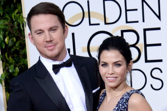 Married Hollywood celebrities Channing Tatum and Jenna Dewan Tatum are splitting up. File Photo by Jim Ruymen/UPI