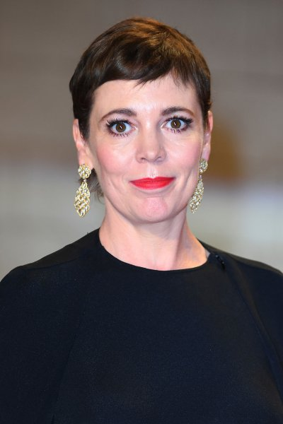 English actress Olivia Colman attends the premiere for The Favorite during the 75th Venice Film Festival in Italy on August 30. Photo by Paul Treadway/ UPI