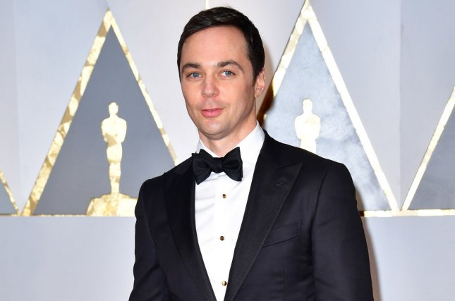 Jim Parsons will executive produce the new Netflix series Special. File Photo by Kevin Dietsch/UPI