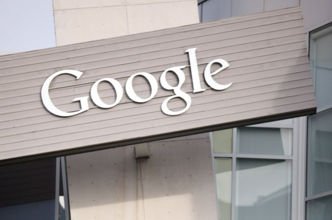 The Google outage lasted for about five hours Sunday. File Photo by Mohammad Kheirkhah/UPI