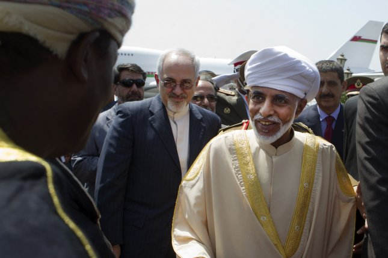 Oman's Sultan Qaboos bin Said al-Said died Friday of suspected cancer. File Photo by Maryam Rahmanian/UPI